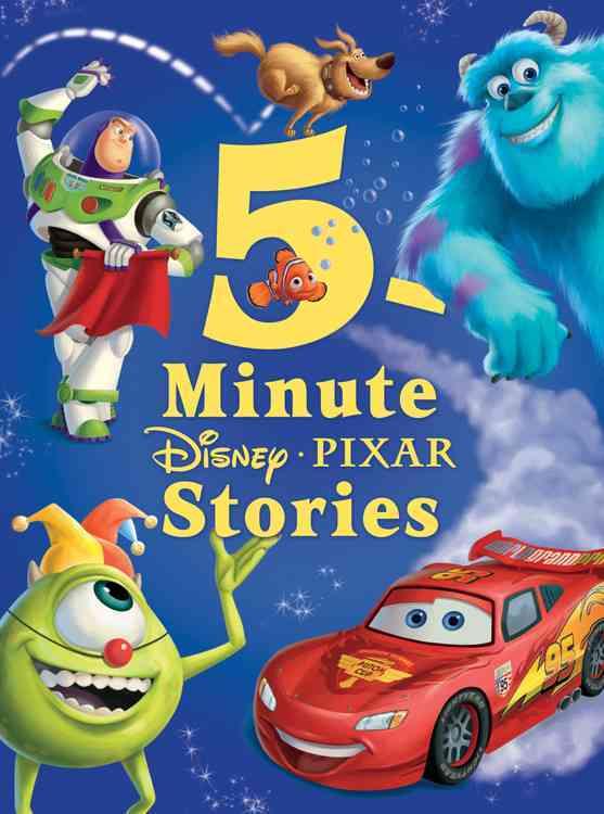 Disney - Pixar 5-Minute Stories