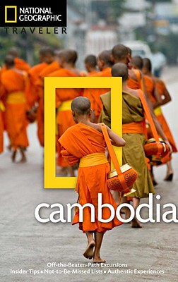 National Geographic Traveler Cambodia By Ranges, Trevor/ Leboutillier, Kris (PHT)